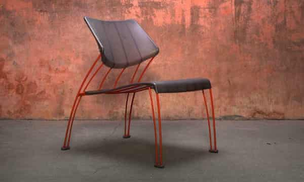 Hasslo chair by Monika Mulder for Ikea