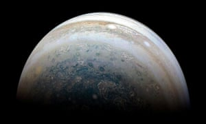 JupiterNasa's Juno spacecraft captures the planet's southern hemisphere on its 13th close flyby