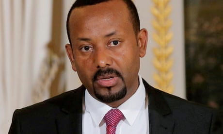 The Nobel peace prize winner fighting a war in Ethiopia