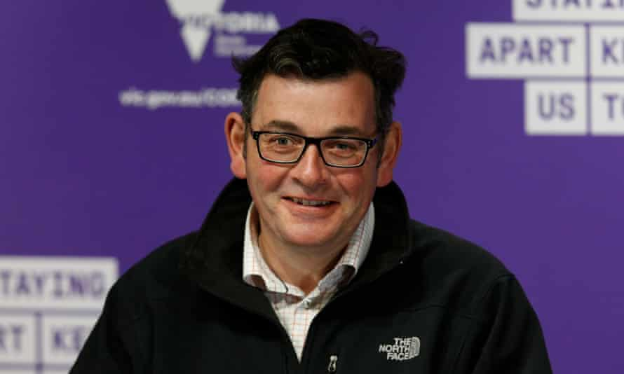 Victoria S Covid Restrictions Ease As Daniel Andrews Reveals 25km Travel Bubble And Scraps Exercise Time Limit Victoria The Guardian