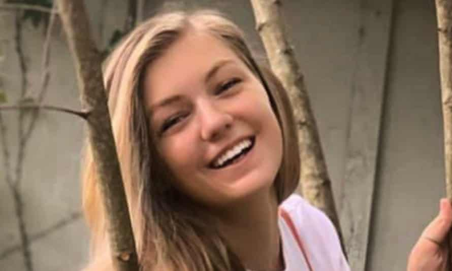 Gabrielle 'Gabby' Petito, 22, whose remains were found this week in Wyoming.