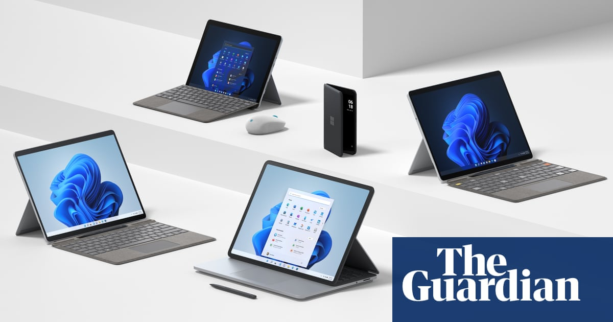 Microsoft launches Surface Pro 8, Laptop Studio and Duo 2 phone