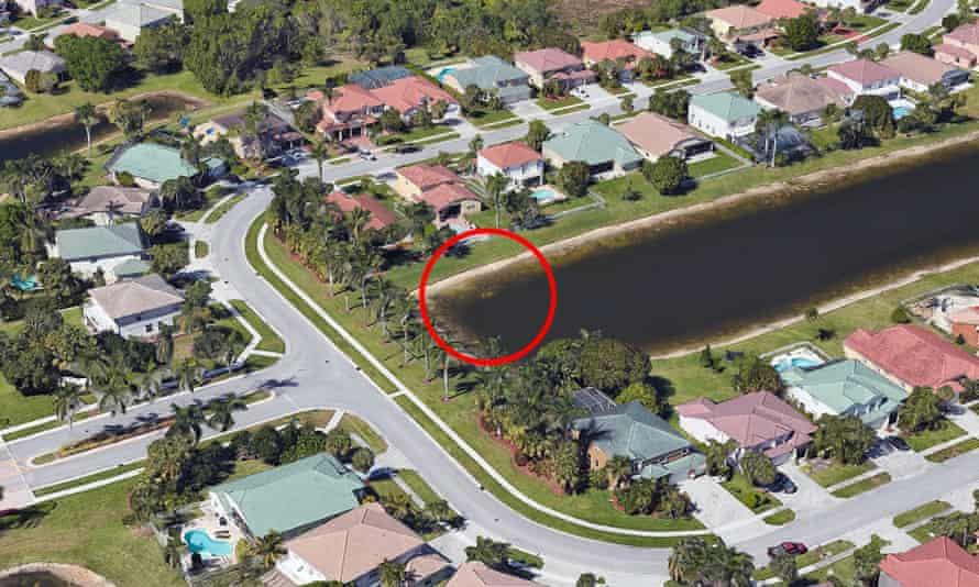 A missing man's remains were finally found thanks to someone who zoomed in on his former Florida neighborhood with Google Earth