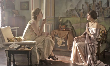 'Making an arthouse film enables you to make stronger choices': Vita and Virginia.