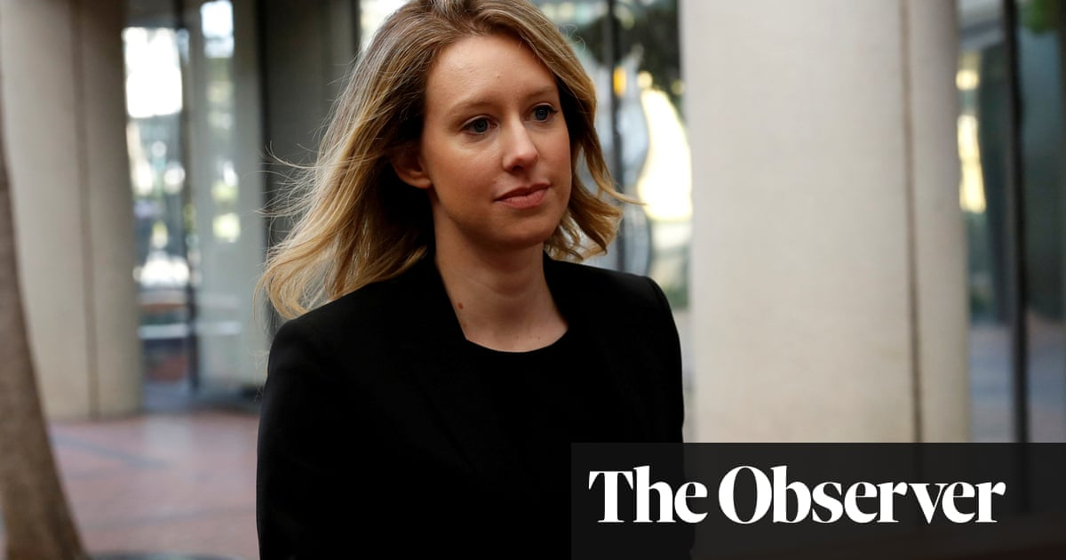Elizabeth Holmes: from Silicon Valley's female icon to disgraced CEO on trial