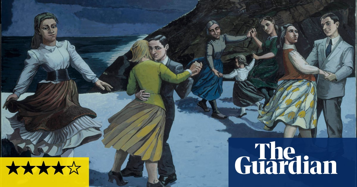 Paula Rego review – phenomenal paintings, shame about the decor