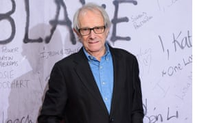 Ken Loach has questioned what sort of person could see his film and not be angry.