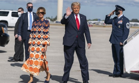 Melania Trump's photo snub prompts speculation over post-White House path