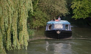 Canal boat, QEF Jubilee