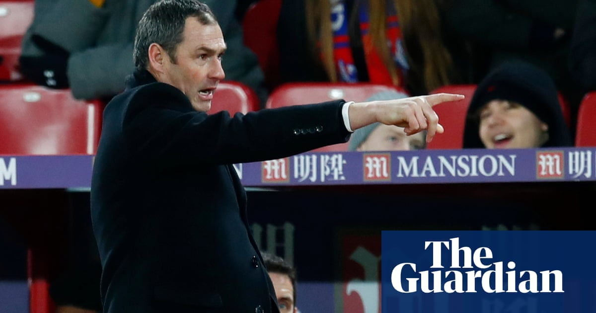 Paul Clement recalls replacing Cristiano Ronaldo as he takes charge at  Swansea