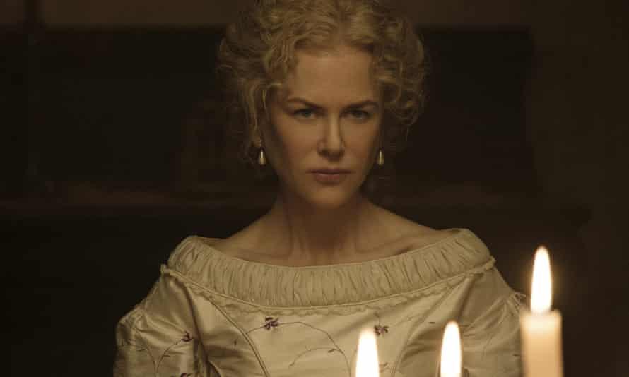 Enjoyable ... Nicole Kidman in The Beguiled.