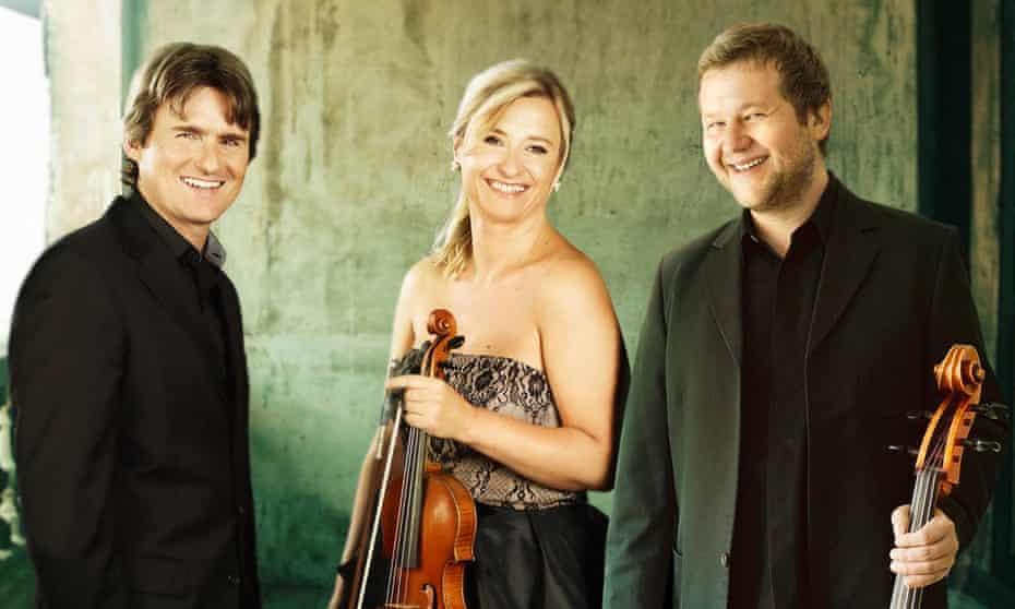 The Swiss Piano Trio.