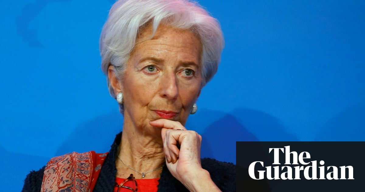 \'Fight fire with fire\': IMF\'s Lagarde calls for bitcoin crackdown