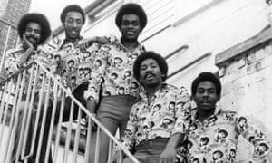British reggae experimenters … the Cimarons.