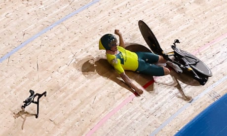 AusCycling launches investigation into broken handlebar that caused Olympic crash