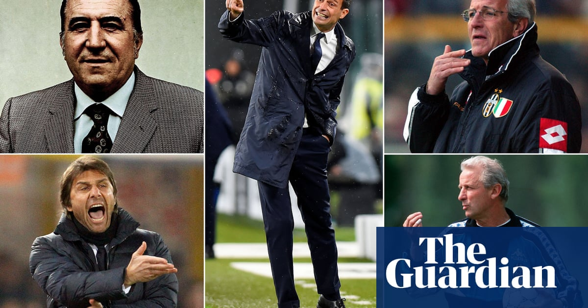 9cd63ba9b Massimiliano Allegri leaves Juventus as one of their great managers ...