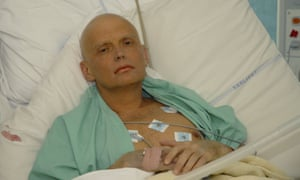 Alexander Litvinenko, whose poisoning in London in 2006 Christopher Steele was chosen to investigate.