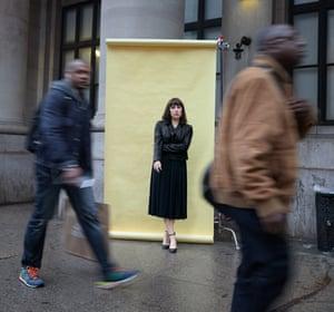 Jessica Valenti in New York