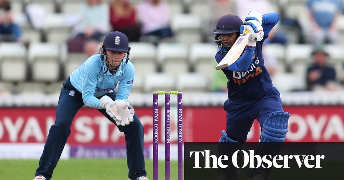 Nerveless Mithali Raj steers India to last-gasp victory over England