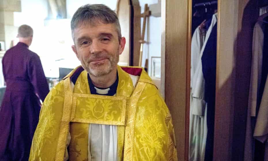 The Very Rev Martyn Percy.