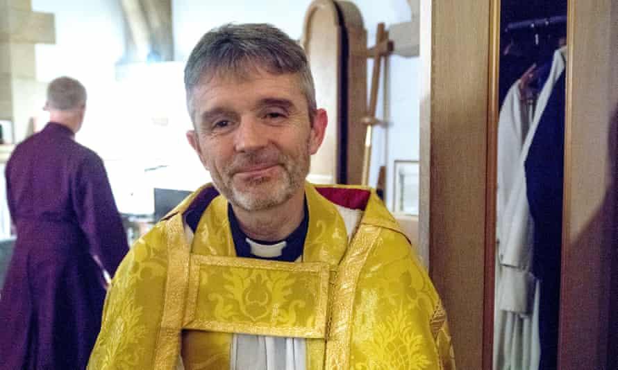 The dean, Martyn Percy