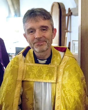 Martyn Percy, Dean of Christ Church cathedral and college, Oxford.
