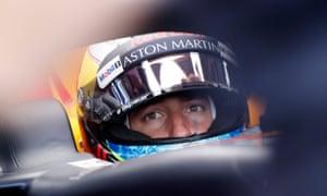 Daniel Ricciardo has won two races already this season