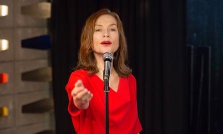 Isabelle Huppert in Souvenir