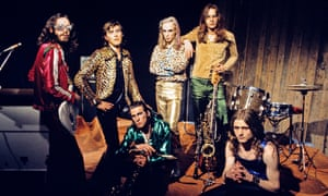 Roxy Music, 1972.