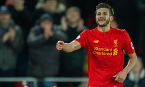 Could Adam Lallana be heading to one of Europe's most monied fancypants clubs?