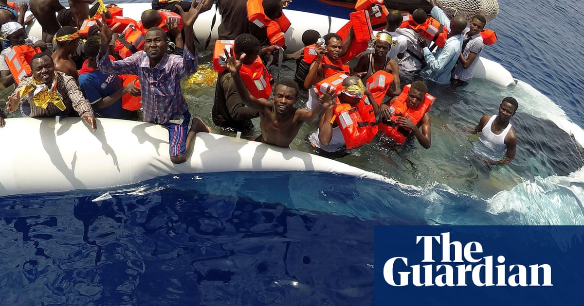 Refugee rescuers charged in Italy with complicity in people smuggling