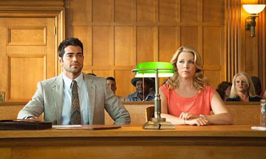 Melissa Joan Hart and Jessie Metcalf in God's not Dead 2