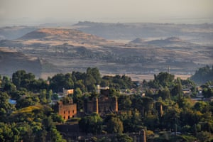 Gondar and its castles, Ethiopia
