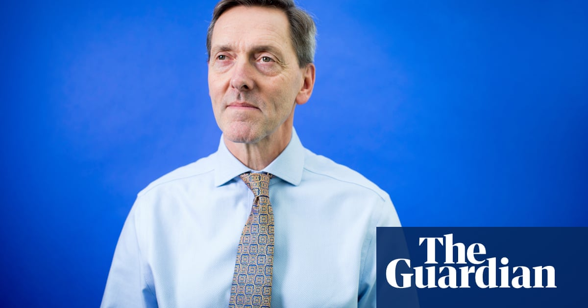 Martin Marshall: GPs need to do less, but it's not what patients want to hear | Denis Campbell