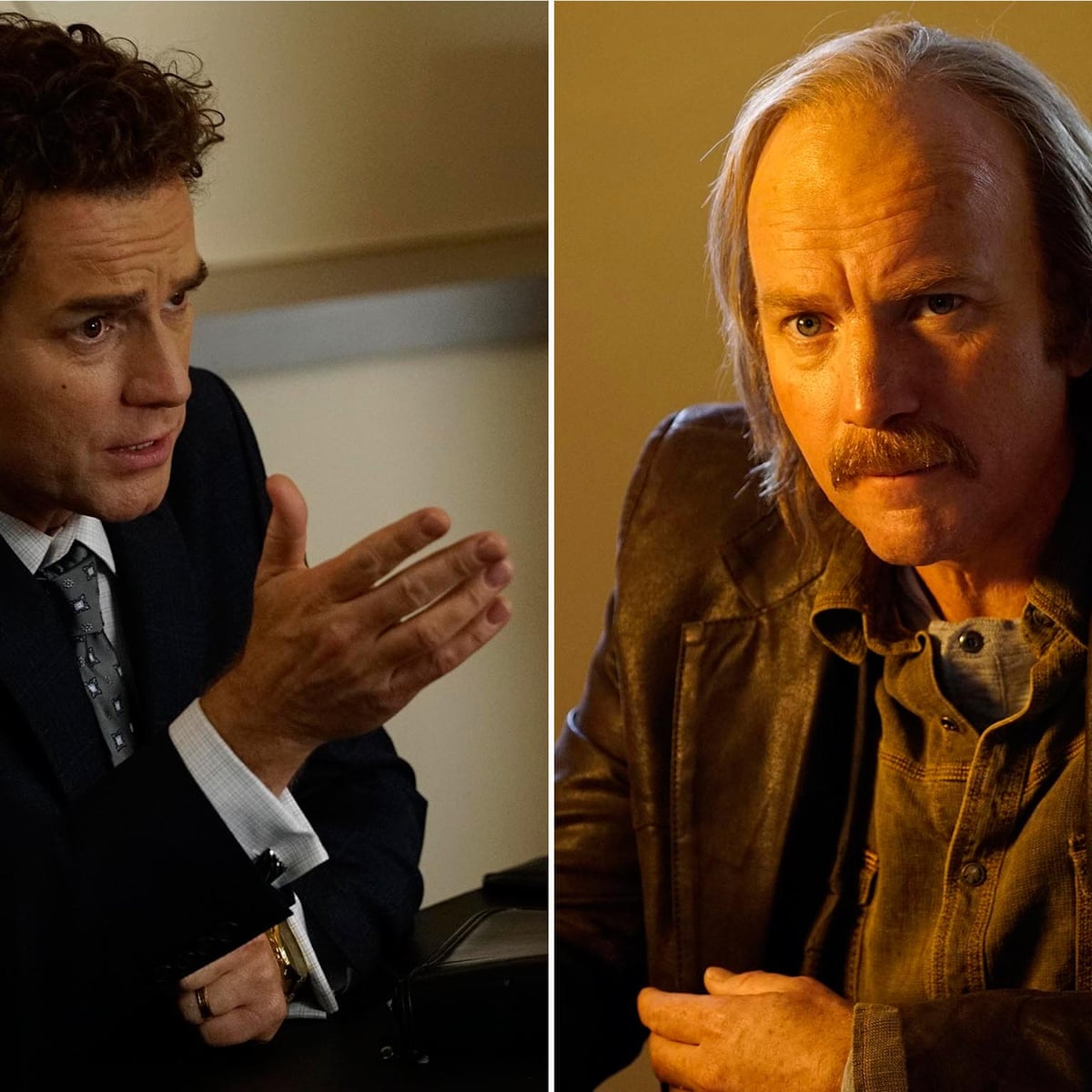Fargo Review What Really Makes This Season Is Ewan Mcgregor Twice Television The Guardian