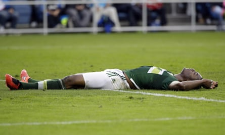 The MLS Cup holders Portland Timbers lost to San Jose Earthquakes