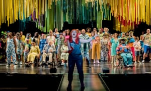 As You Like It review – musical take on Shakespeare inspires