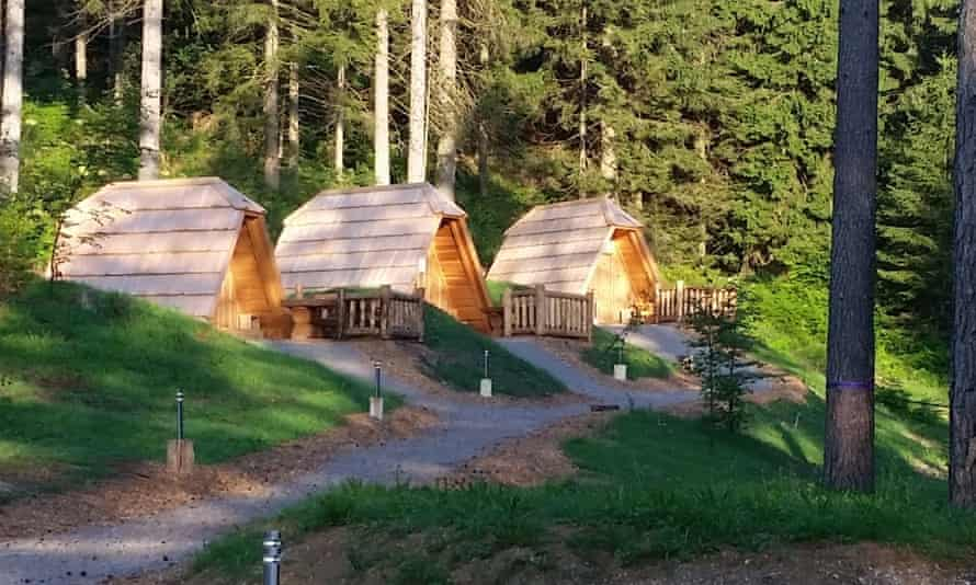 Park Idila, Bloke lake, Slovenia. from http://blosko-jezero.si/park-idila/