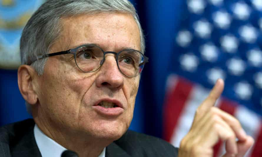 """FCC Chairman Tom Wheeler warns that federal intervention in local internet """"not a step to be taken lightly"""""""
