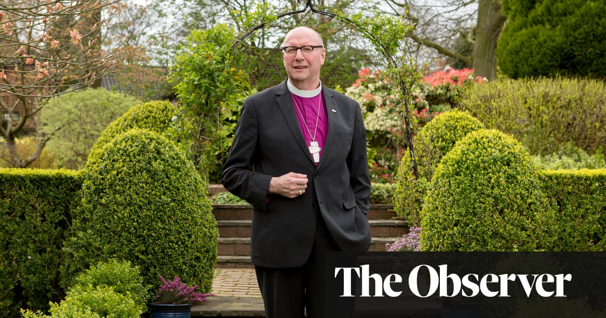 Church of England should recognise same-sex marriage, says bishop