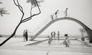 Opening of the Opel Baths in Wiesbaden, 1934The photobook by Hans-Michael Koetzle (published by Kehrer Verlag). Is nominated for the photo book awards this year. https://www.theguardian.com/artanddesign/gallery/2020/jul/23/the-years-best-photobooks-kraszna-krausz-award-in-pictures