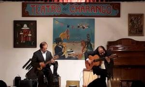 Teatro del Charango, La Paz, Bolivia.