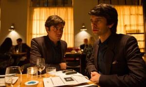 Danny with Riccardo Scamarcio's 'Doppelganger'