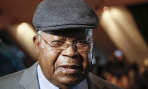 Étienne Tshisekedi, who was the principal leader of the fragmented opposition in Democratic Republic of Congo.