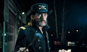 Motörhead legend Lemmy.