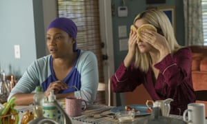 Tiffany Haddish and Rose Byrne in Like a Boss.