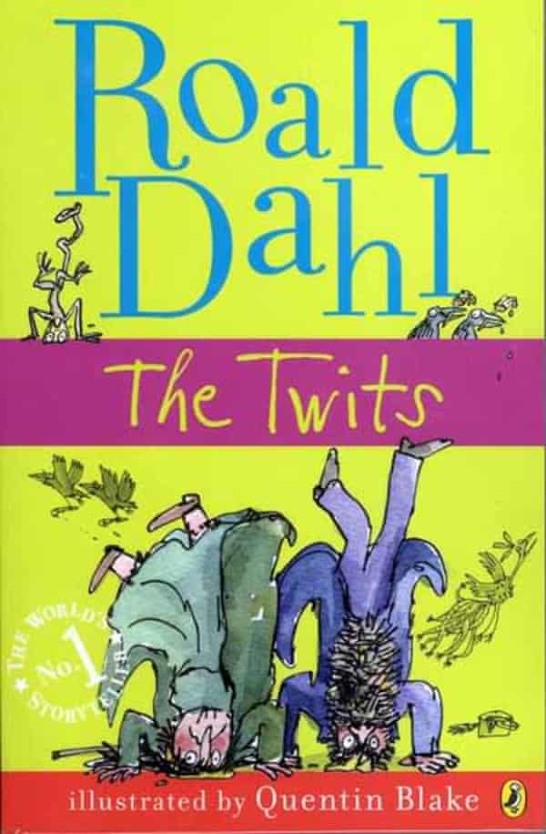 The Twits by Roald Dahl - review | Children's books | The Guardian