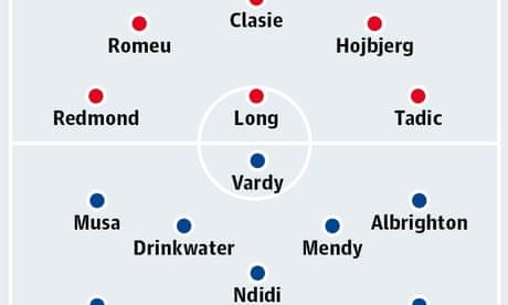 Southampton v Leicester City: match preview