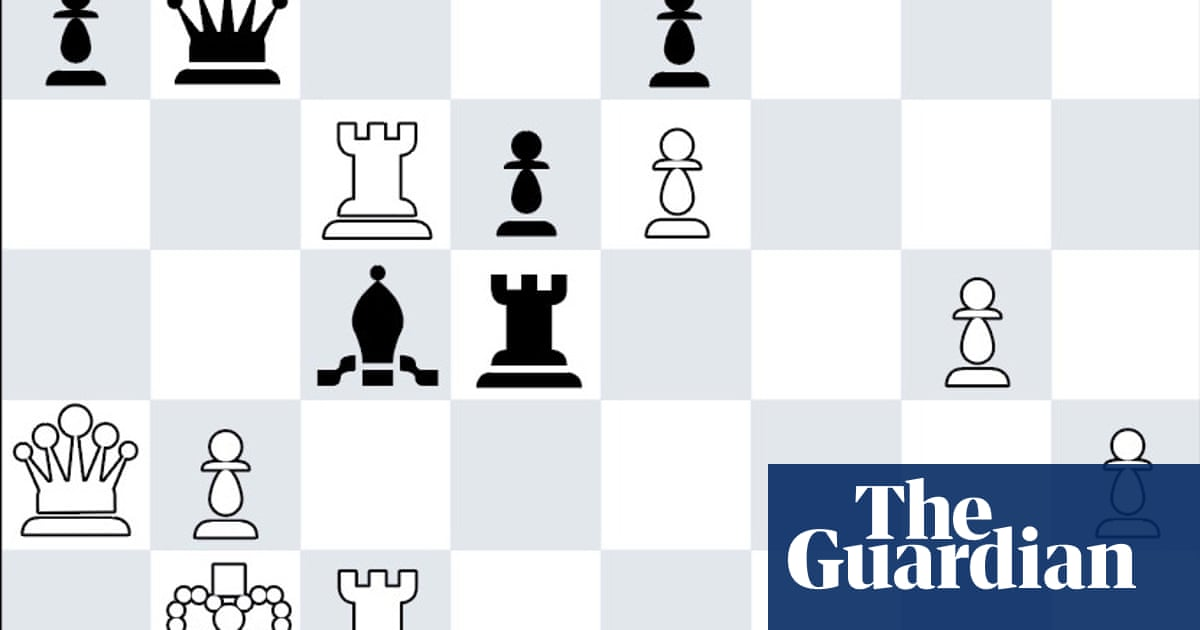 Chess: age catches up with Garry Kasparov in 5-1 loss to Fabiano Caruana