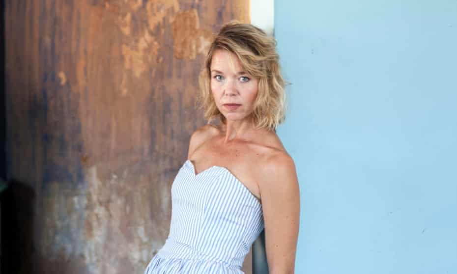 'She's one of those actors who's so naturally gifted she can just switch it on and off': Sharon Horgan on Anna Maxwell Martin.